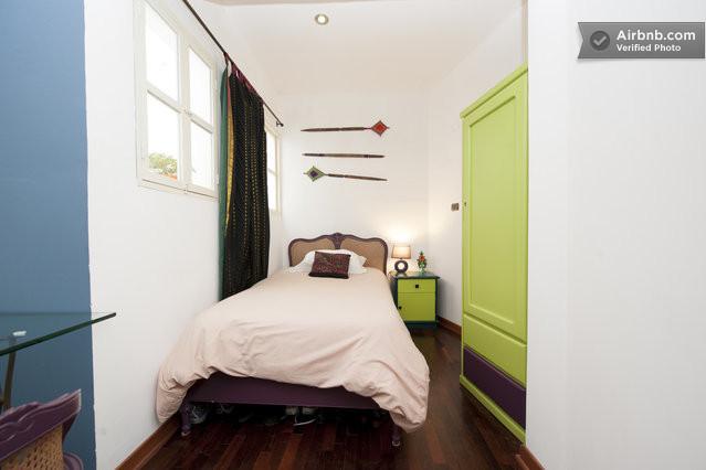 Habitación Individual #4